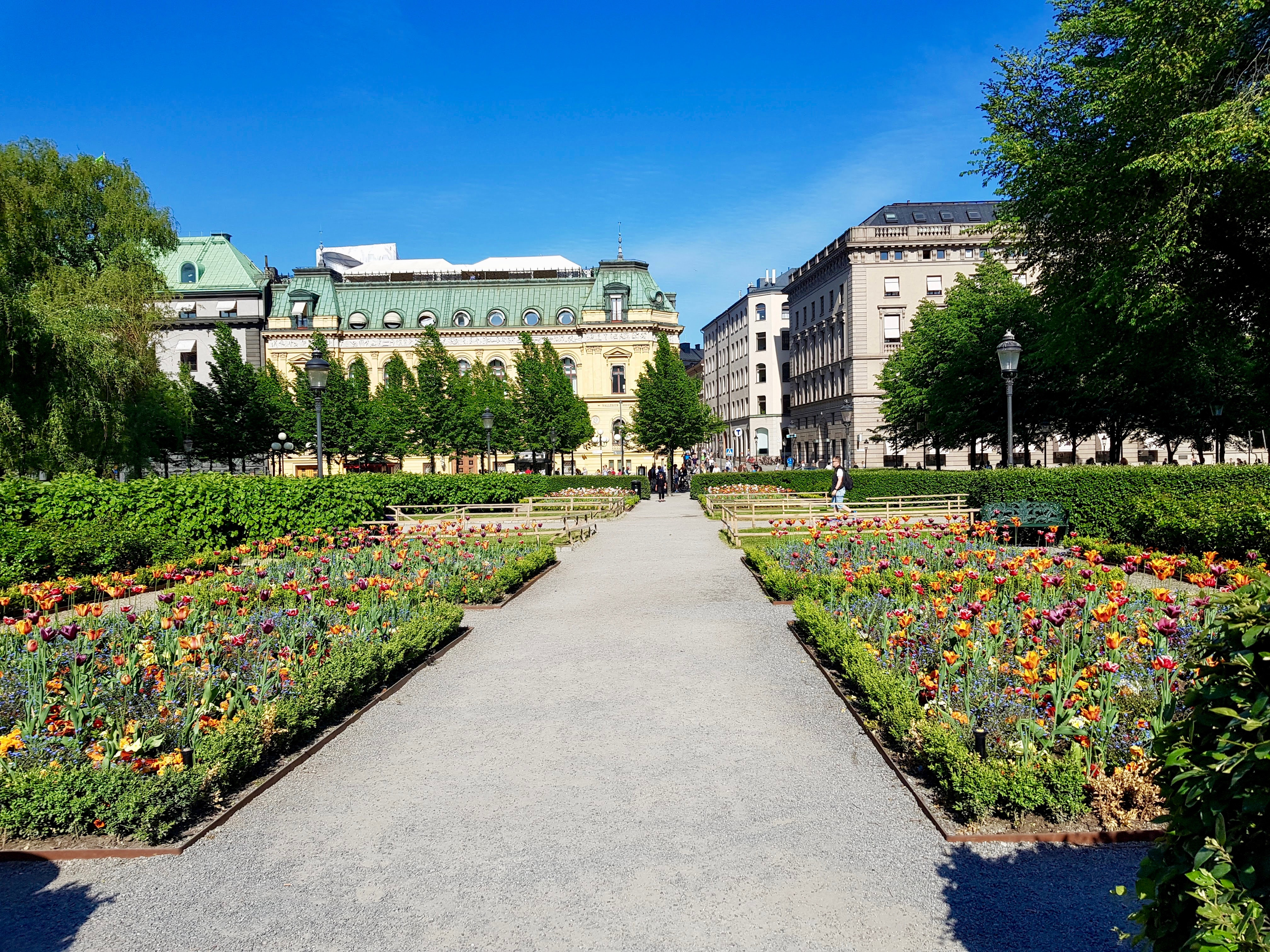 Stockholm spring 2018 by Ingemar Pongratz
