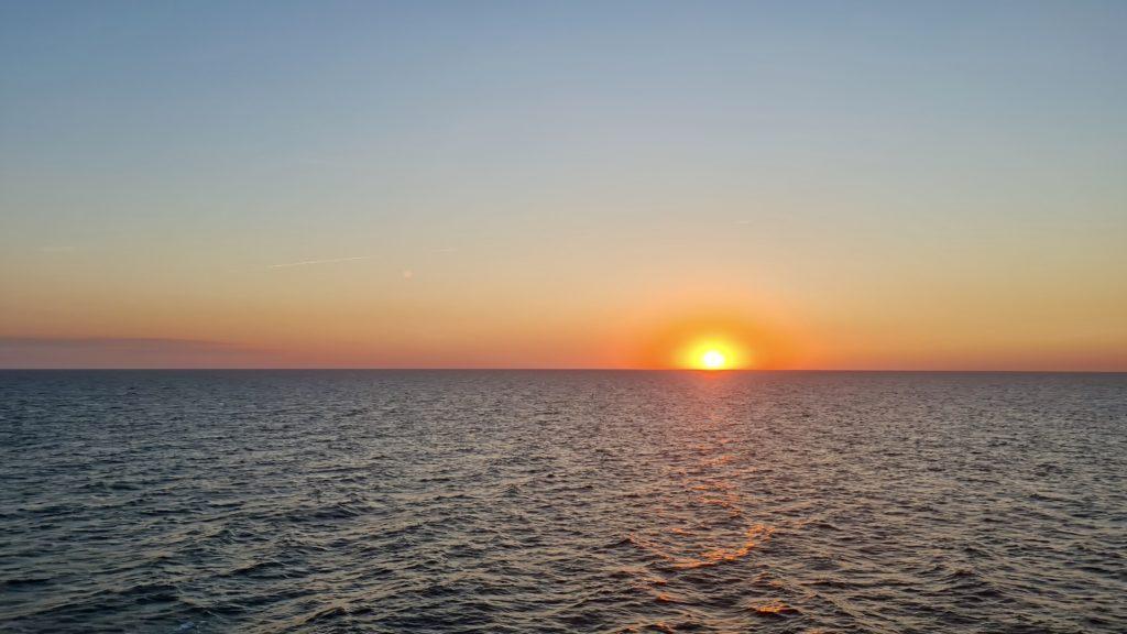The Baltic Sea by Ingemar Pongratz
