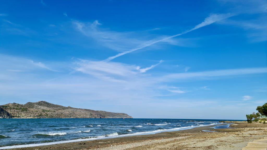 Agia Marina Crete by Ingemar Pongratz