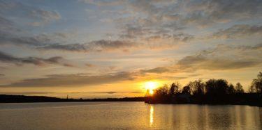 View of Alta lake by Ingemar Pongratz